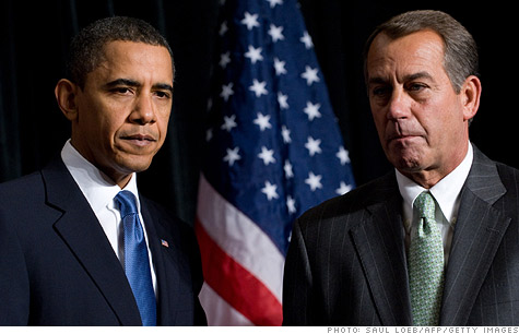 If we stop hyperventilating for a moment, Obama/Boehner speech compromise works well for both