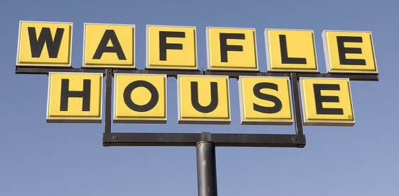 [Clickworthy] Waffle House Index measures hurricane recovery