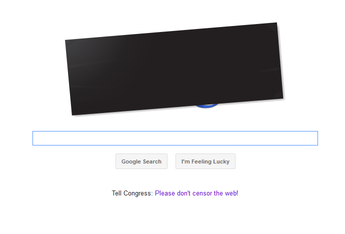 How Google (and maybe Wikipedia) won the anti-SOPA/PIPA campaign for the Internet
