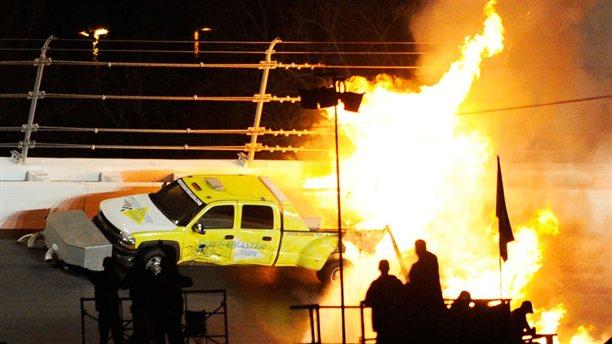 NASCAR's Keselowski sets Twitter onfire
