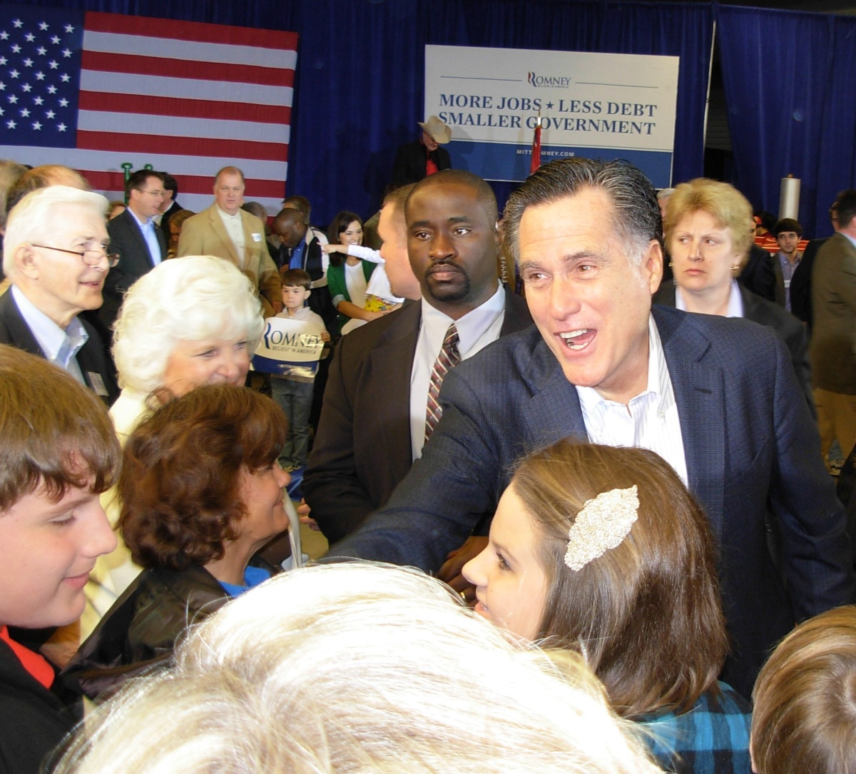 Gingrich, Romney, Santorum visit Mississippi, vie for hotly contested Southern delegates