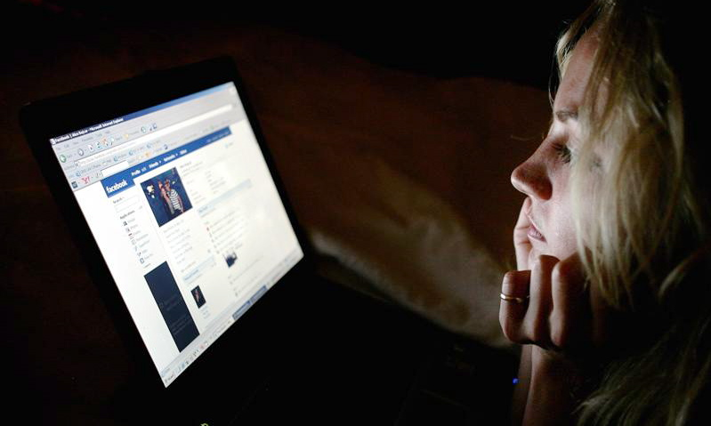 [Clickworthy] Isolating ourselves behind a Facebook Wall