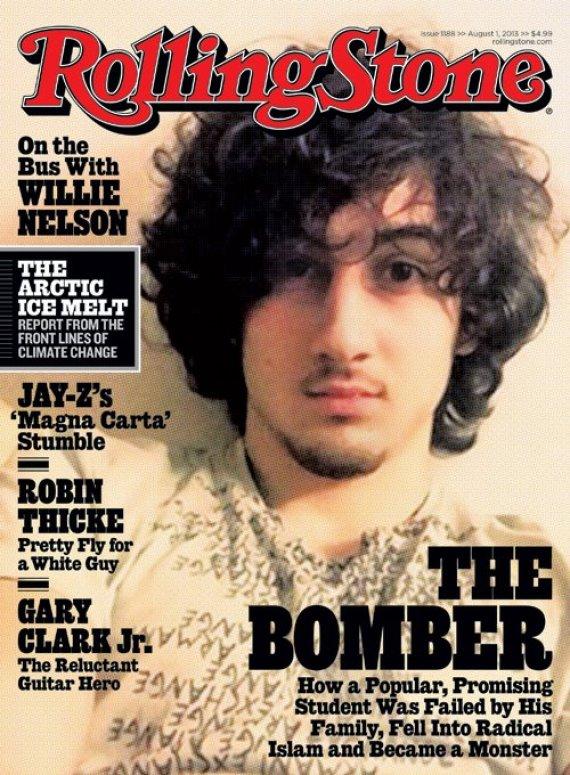 Rolling Stone Tsarnaev