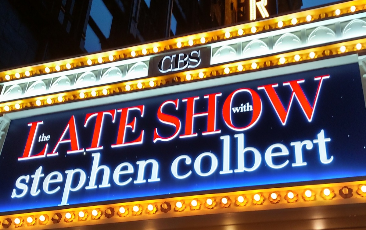 [Media Rundown] Live at Colbert's Late Show; Trump's RNC; Ailes FOX ouster