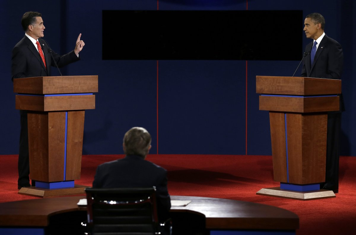 Should debate moderators fact check? Polling, psychology & reaching Millennials